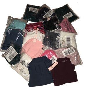Victoria Secret mystery bundle of 4 panties sz XL